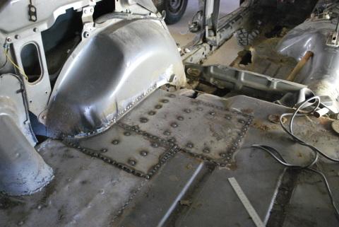 Jeep XJ, Virsbūves restaurācija jeb