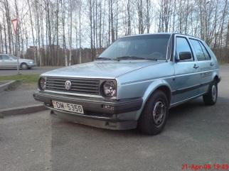 VW TURBODĪZELIS , 1988