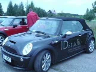 Mini cabrio , 2008
