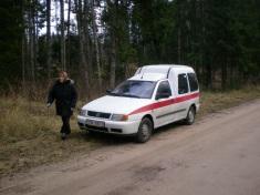 VW Caddy , 1997