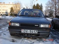 Mazda 323 1.6 16 Valves, 1990
