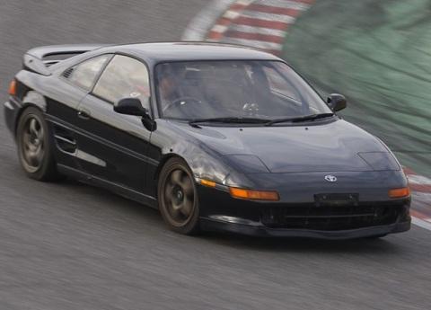 Auto leģenda: Toyota MR2