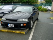Nissan Skyline R33 GTS, 1996