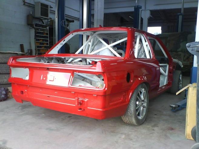 BMW 318 E30, 1987