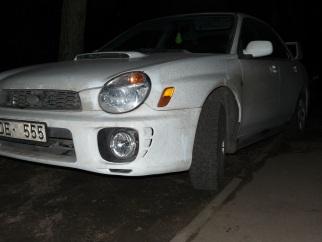 Subaru WRX , 2003