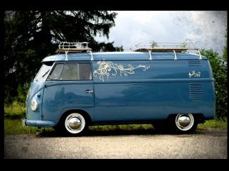 VW mr.california , 1958