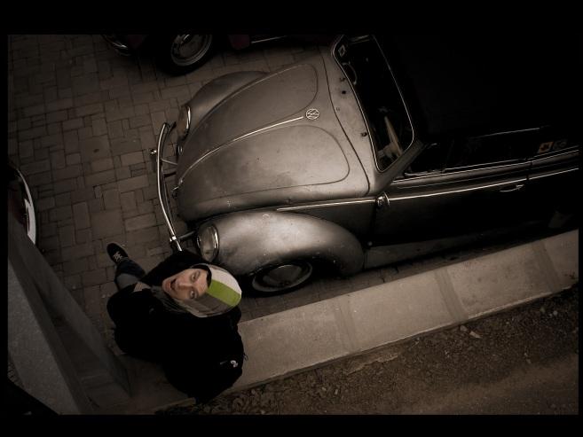 VW Kafer wicked, 1956