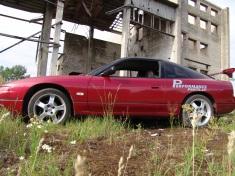 Nissan 200 SX performanceparts, 1991