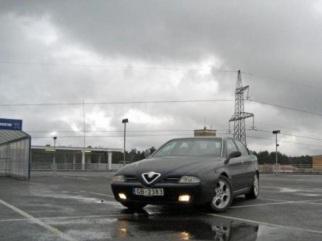 Alfa Romeo 166 Super, 1999