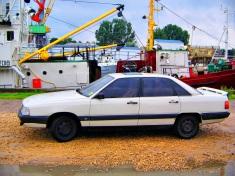 Audi 100 , 1985