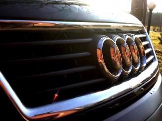 Audi  , 2003