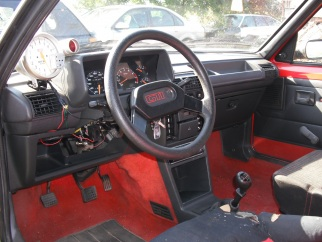 Peugeot GTI , 1985