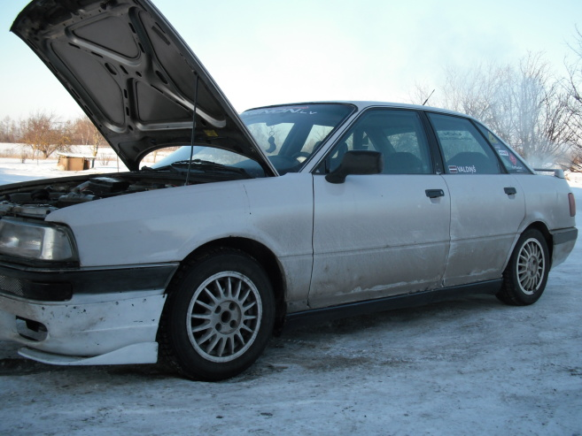 Audi 90 audi-style.lv, 1987