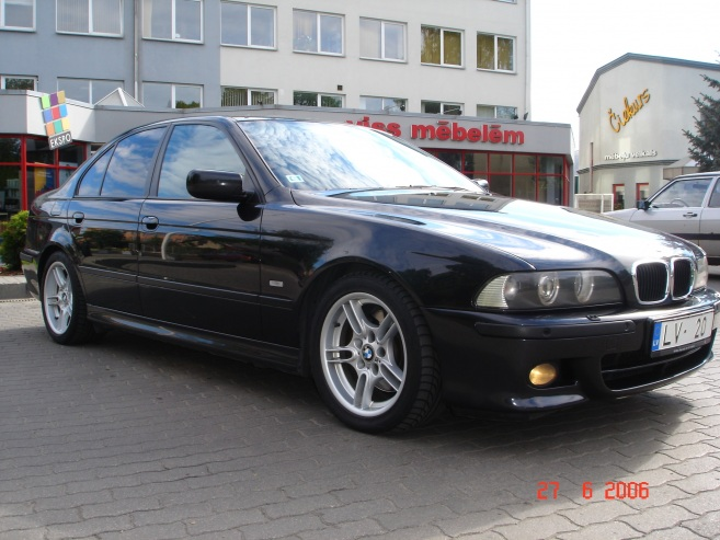 BMW 530 M, 2002