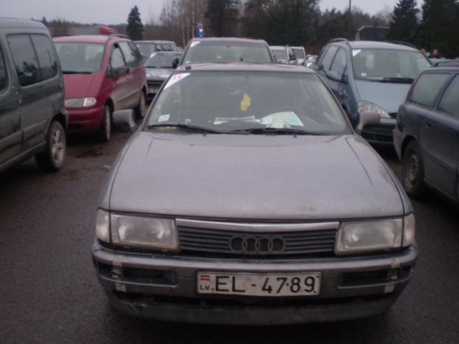 Audi Coupe , 1989