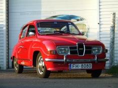 SAAB 96 V4, 1975