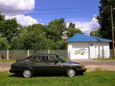 SAAB 900 S Turbo, 1992