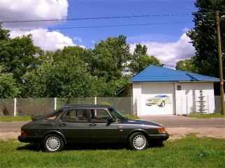 SAAB S Turbo , 1992