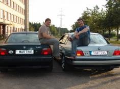 BMW 740 , 1998