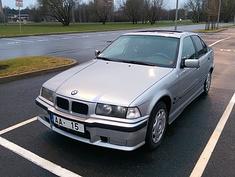 BMW 320 Projekta auto, 1996