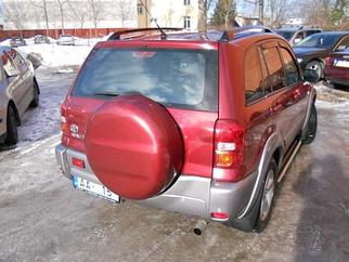 Toyota 2.0 VVT-i Luxury , 2005