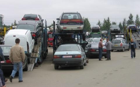 Kauņas automašīnu tirgus