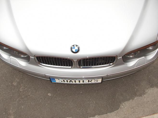 BMW 735 , 2003