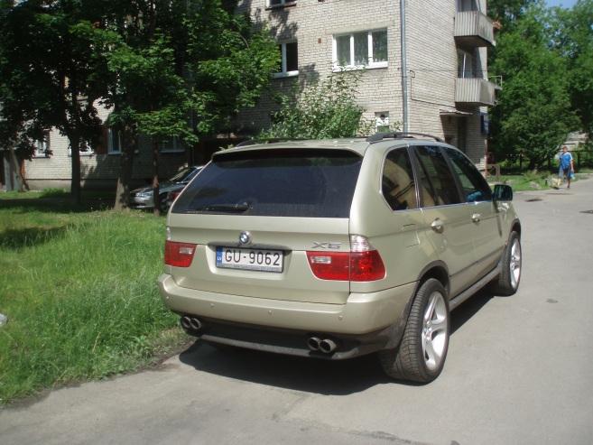 BMW X5 , 2001