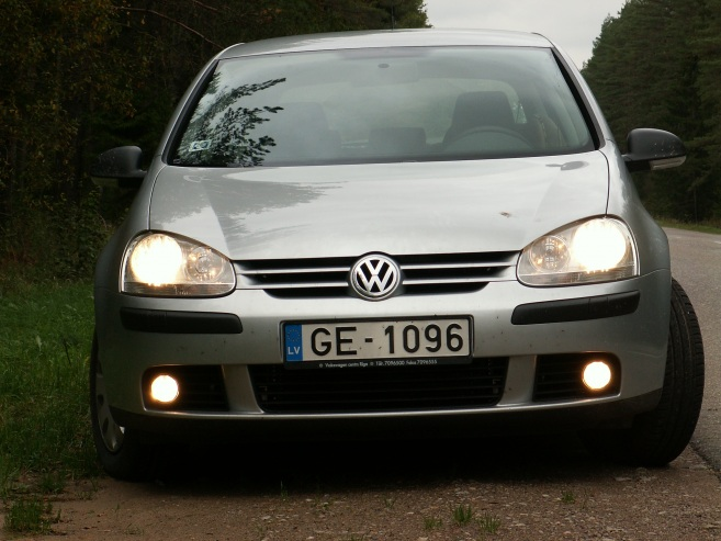 VW Golf 5 TDI, 2006