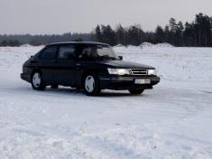 SAAB 900 Turbo, 1988