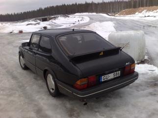 SAAB Turbo , 1988