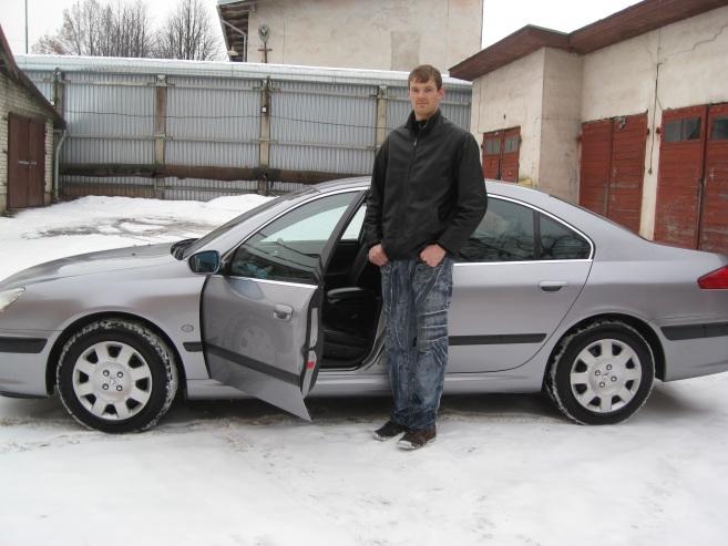 Peugeot 607 , 2001