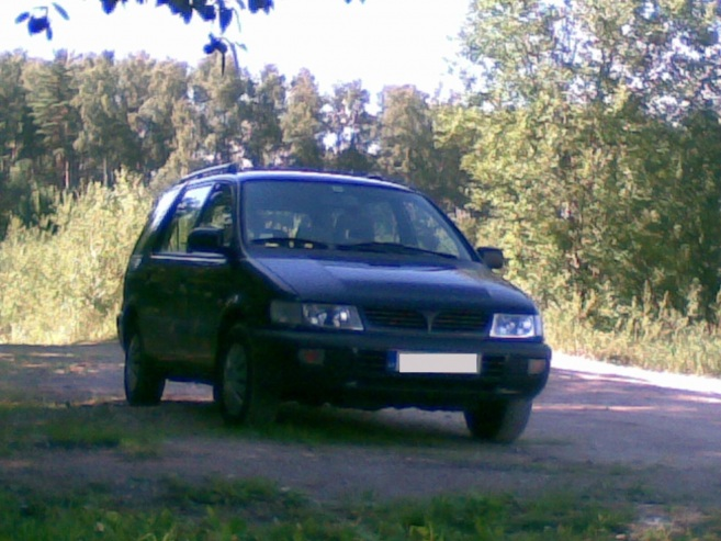 Mitsubishi Space Wagon , 1999