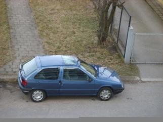 Citroën ZX 165000, 1995