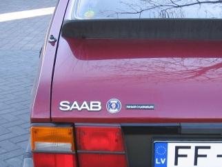 SAAB S hirsch ruckstuhl , 1993