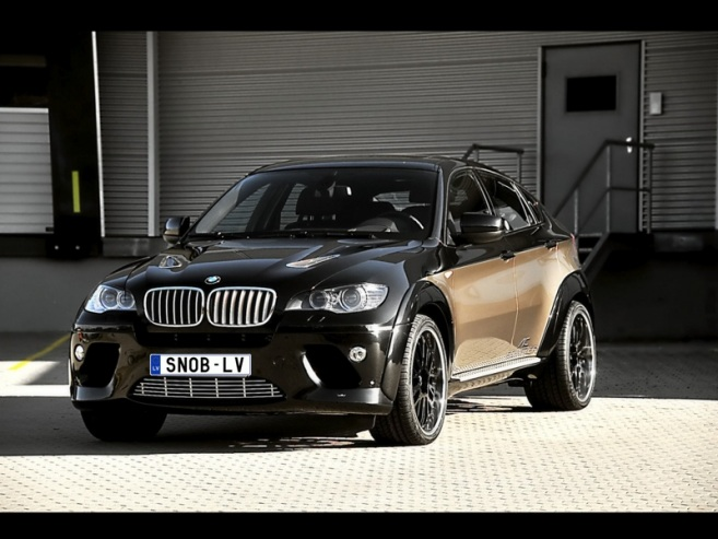 BMW X6 Falcon SNOBBY edition, 2009