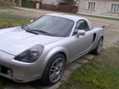 Toyota MR 2 kabrio, 2000