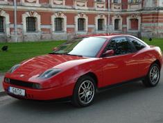 Fiat Coupe 16V TURBO, 1995