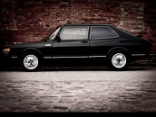 SAAB 900 Turbo Black Ice, 1981