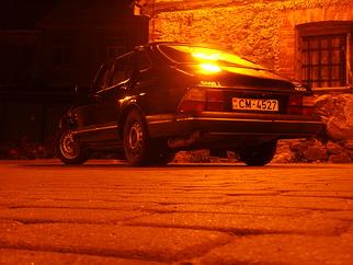 SAAB 900 Winter Dumper, 1987