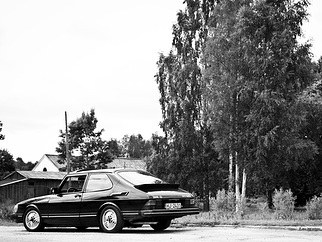SAAB Turbo Black Ice , 1981
