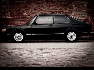 SAAB 900 Turbo Black Ice, 1981