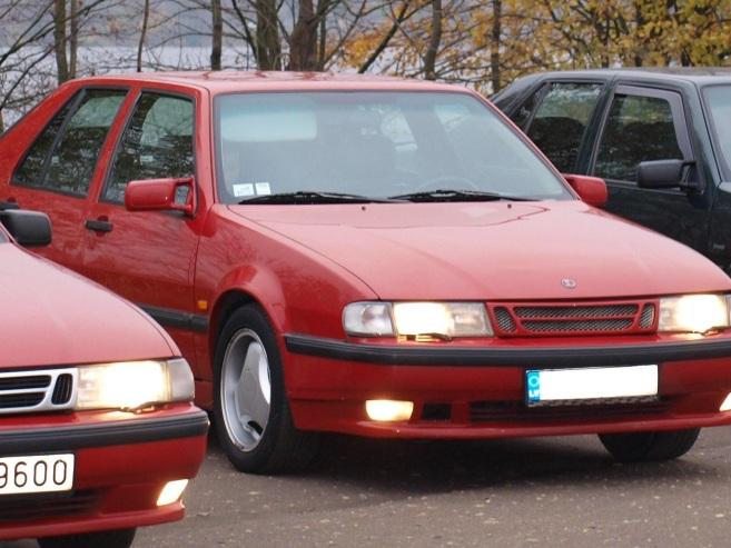 SAAB 9000 Aero I, 1994
