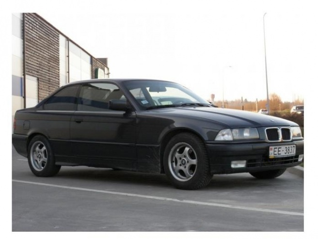 BMW 325 coupe, 1994