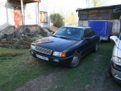 Audi 80 , 1989