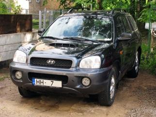 Hyundai Santa Fe , 2003