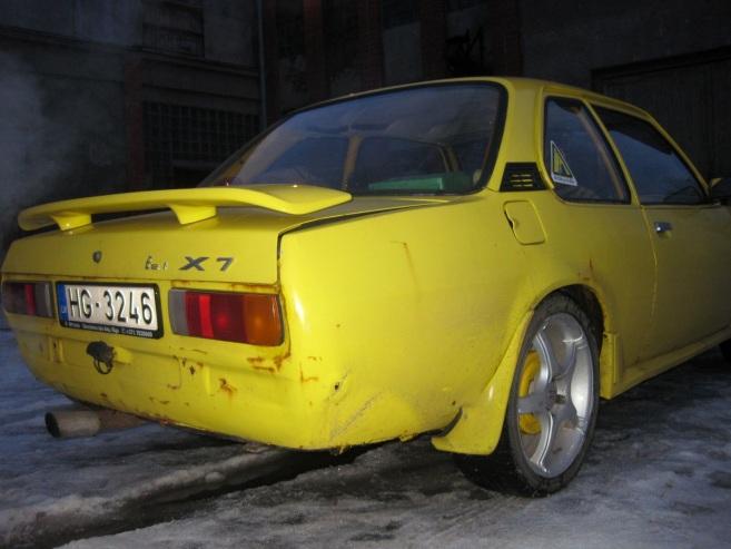 Opel Ascona Asaciņa, 1981
