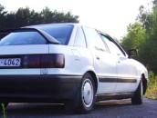 Audi 80 Sniedziņš, 1986
