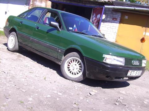 "Audi 80 , Audi ""All Road"""