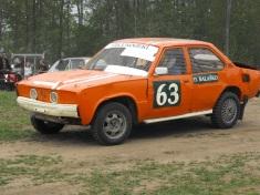 Opel Ascona B, 1980